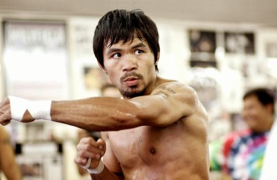 Manny Pacquiao rivincita mayweather