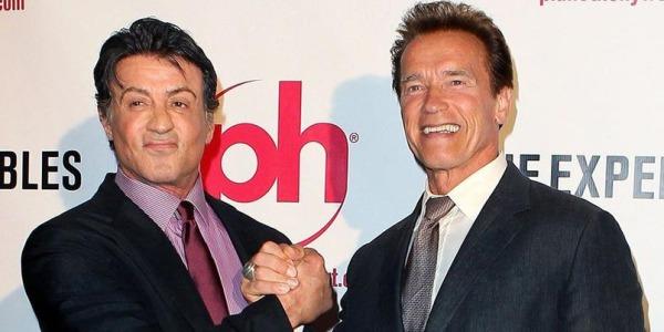 Stallone vs Schwarzenegger, sfida a chi ha ucciso di più
