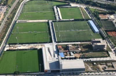Ecco la nuova cittadella sportiva del Barcellona
