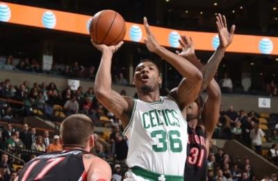 Nba, i Celtics di Gigi Datome vincono a Toronto un biglietto per i play offs