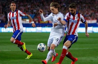 Derby all'asciutto tra Atletico e Real Madrid
