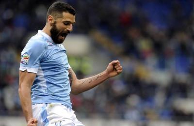 Juventus-Lazio, Candreva va in panchina?