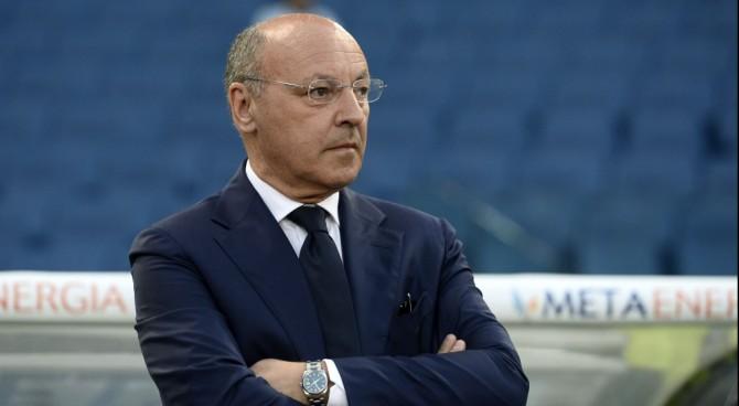 Juventus, Marotta: ''Non vincere lo scudetto una sconfitta, la Champions un'ossessione''