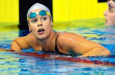 Federica Pellegrini, record italiano nella 4x200 e pass per i mondiali