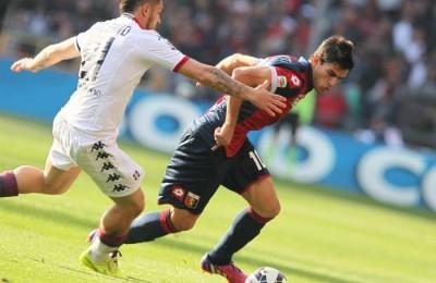 Oggi il recupero di Serie A Genoa-Parma