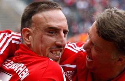 """""""Van Gaal persona cattiva"""": Ribery parla (male) del suo ex tecnico"""