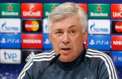 """Ancelotti, """"Con l'Atletico compatti e con coraggio"""""""