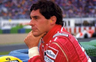 Il ricordo di Senna a ritmo di heavy metal