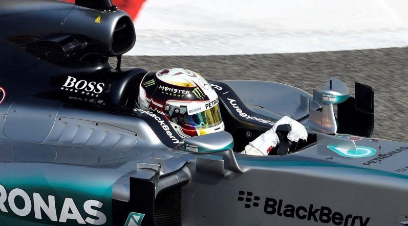 La risposta delle Mercedes in Bahrein