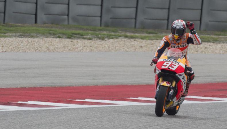 MotoGp, Marc Marquez trionfa al Red Bull Grand Prix of Americas