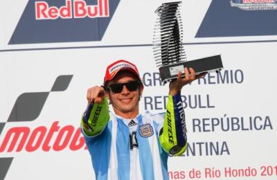 Valentino Rossi a Jerez per fare la storia