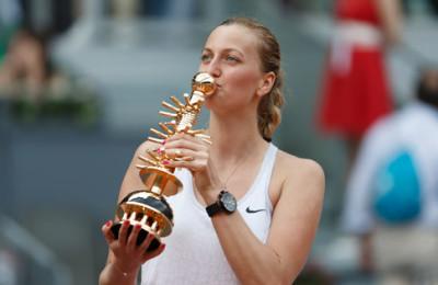 Torneo Madrid, Petra Kvitova vince per la seconda volta