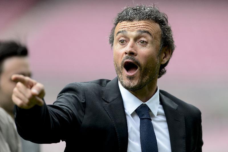 """Luis Enrique spavaldo: """"Rimontare la Juve? Il Barcellona può fare 3 gol in 3 minuti"""""""
