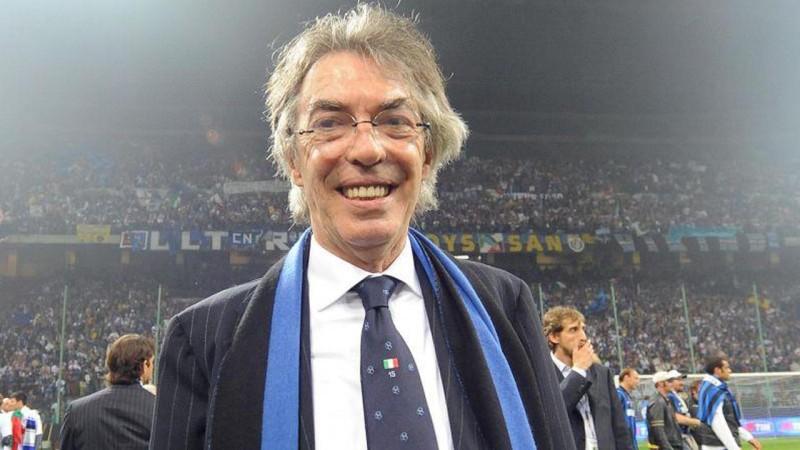 Moratti, l'Inter, la Juve e il regalo per i compleanno di sabato