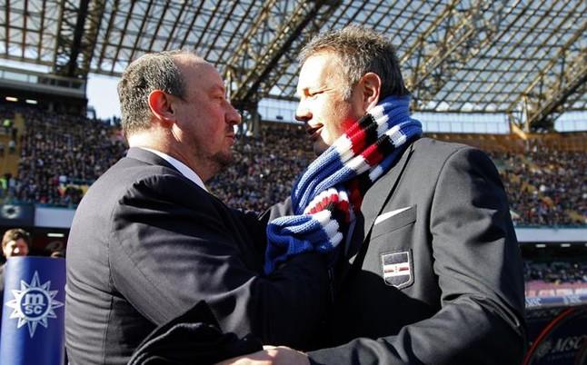 Napoli, con la Juve l'addio a Benitez