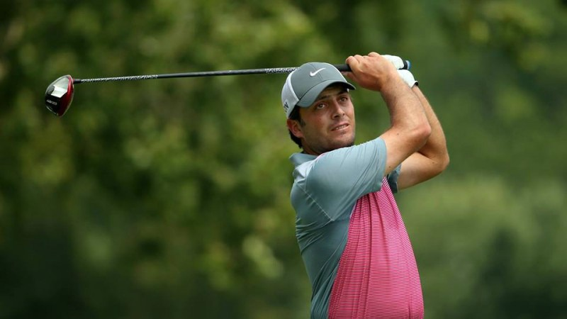 US Open Golf, Francesco Molinari nel gruppone di testa