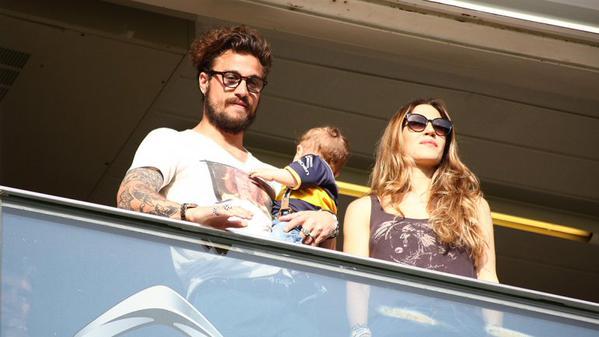 Osvaldo e Jimena Baron