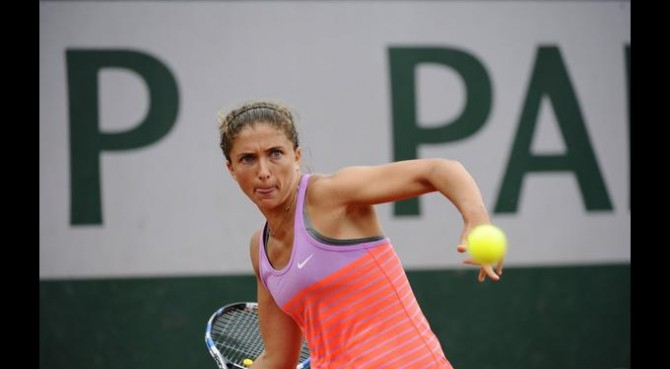 Tennis, Errani positiva all'antidoping: momento no per la tennista italiana