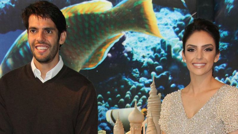 Kakà e la moglie scelgono Instagram per divorziare