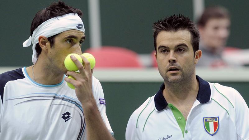 Tennis, Bracciali e Starace radiati per le scommesse