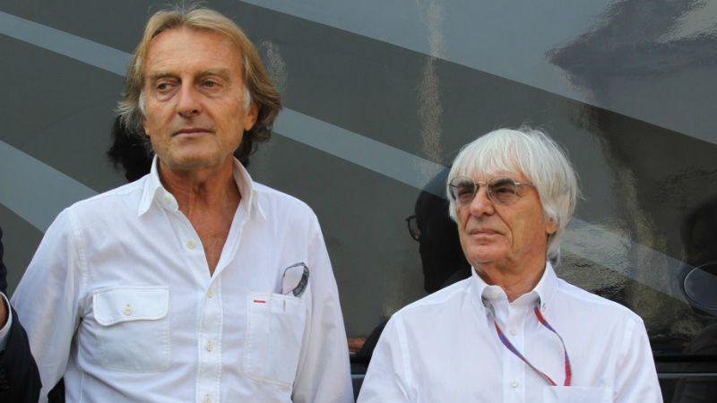 """Ecclestone """"bacchetta"""" la Ferrari: """"Ci sono troppi italiani nel team"""""""