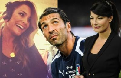 """Alena Seredova: """"Buffon mi tradiva con la D'Amico? L'ho saputo dai giornali"""""""