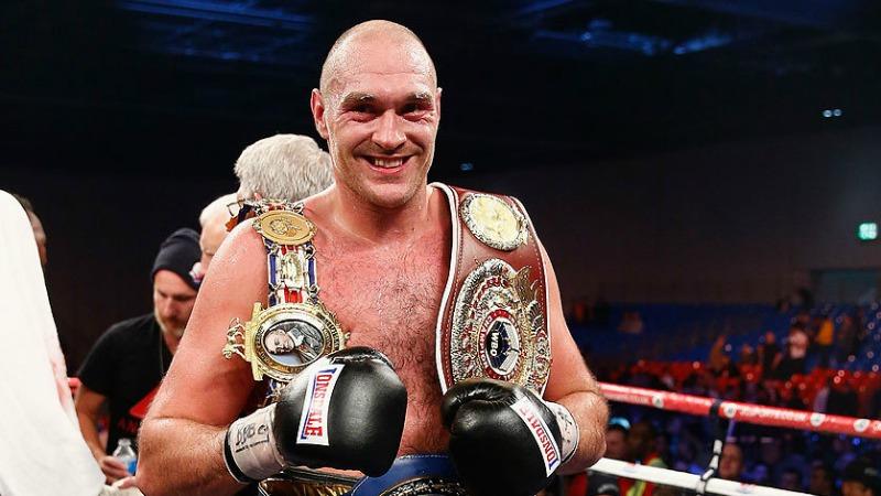 Boxe, il campione del mondo dei Massimi Tyson Fury positivo alla cocaina