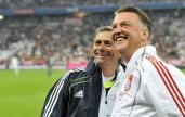 Van Gaal e Mourinho