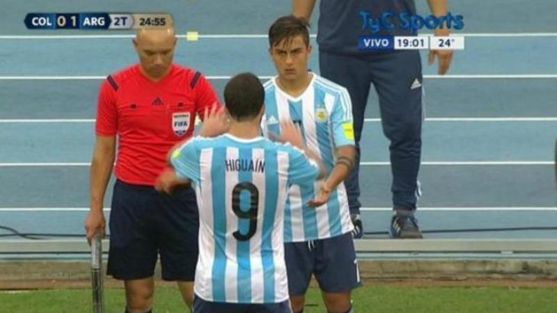 Argentina Martino Chiama Dybala E Higuain Fuori Tevez Todaysportit