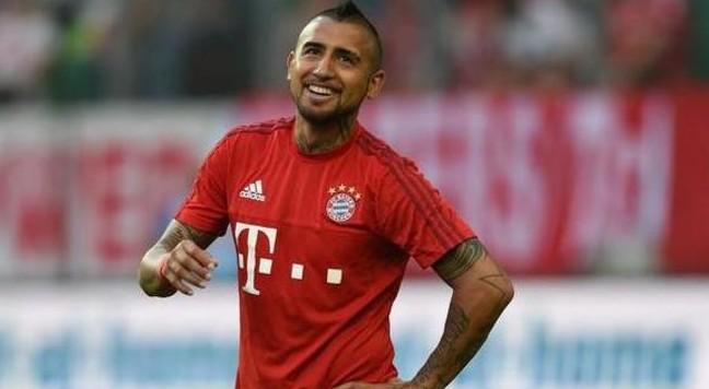 Vidal coinvolto in una rissa. Il Bayern stanco delle bizze