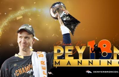 Peyton Manning si ritira