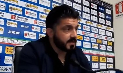 Tegola per il Pisa: tre punti di penalizzazione, la squadra di Gattuso ora è terz'ultima