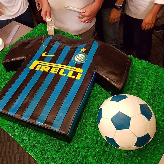 """Top Inter, ecco il regalo del """"Boss delle torte""""! Buddy Valastro  UO65"""