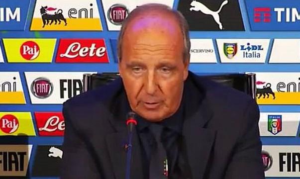 Italia-Albania, le formazioni ufficiali: trazione anteriore per Ventura