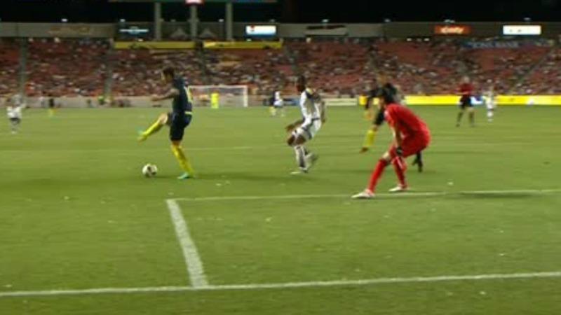 Inter, prima vittoria negli USA. Jovetic inventa uno strepitoso gol di tacco!
