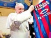 Papa Francesco tifoso del San Lorenzo