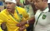 neymar arrabbiato