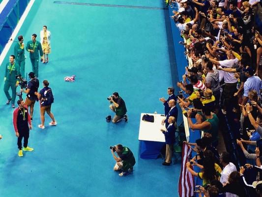 Phelps è nella leggenda: 21 medaglie d'oro alle Olimpiadi!