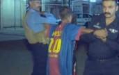 Bambino fermato a Kirkuk con esplosivo sotto la maglia di Messi