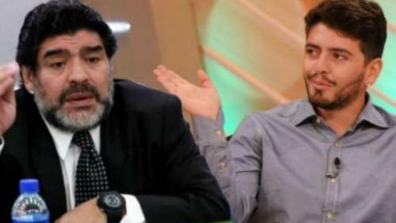Maradona riconosce Diego jr, avuto a Napoli da Cristiana ...