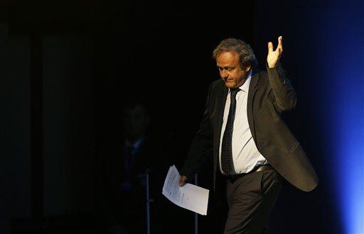 """L'addio di Michel Platini alla Uefa: """"La mia coscienza è tranquilla"""""""