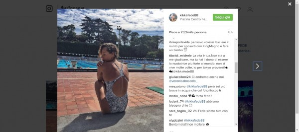 Federica Pellegrini torna in piscina. Comincia la missione Tokyo?
