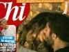 Il bacio tra Belen e Iannone