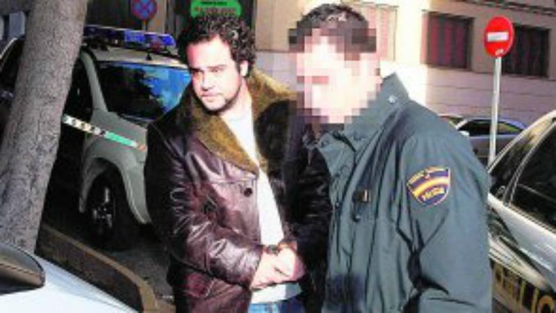 Aitor Gonzalez arrestato