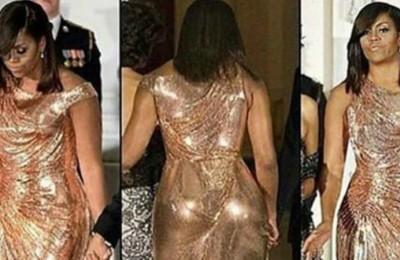 Balotelli apprezza il lato B di Michelle Obama