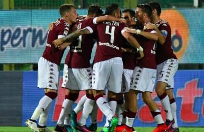 Il Torino vince 4-1 a Palermo