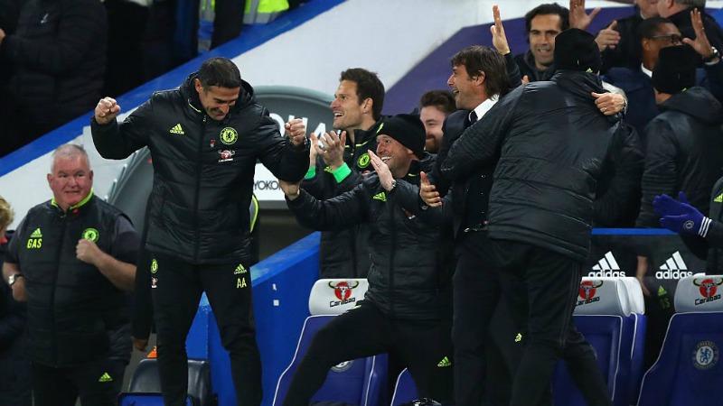 Premier: capolavoro Chelsea, anche l'Arsenal si arrende