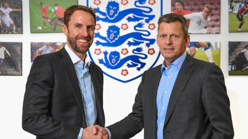 Inghilterra, Gareth Southgate è il nuovo c.t.: ha firmato per 4 anni a 1,8 milioni a stagione