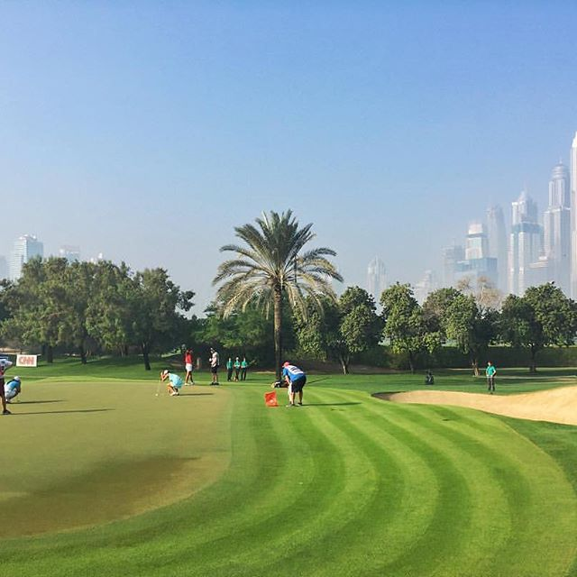Golf, muore un caddy: sospeso il Dubai Ladies Master