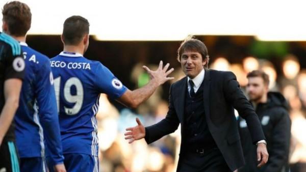 """Diego Costa """"odia"""" il Chelsea ma Conte smentisce la cessione in Cina"""